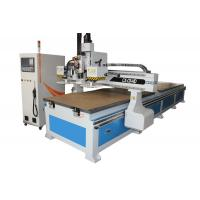 China High Speed Woodworking Cnc Machines , Energy Saving Computerized Wood Cutter wholesale