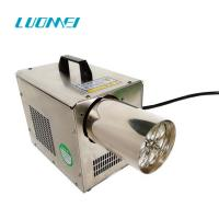 China AC 220V drying hot air blower portable industrial electric heater wholesale