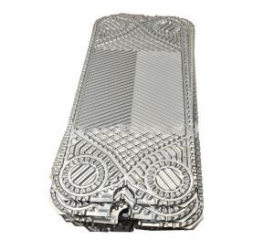 China 20kw Titanium Gasket Plate Type Heat Exchanger suitable fluid water wholesale