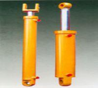 China Heat Resistant Industrial Hydraulic Loader Cylinder For Mine Digging Machinery wholesale