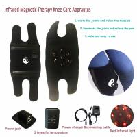 Knee Joint Pain Relief Instrument Sub Health Analyzer Infrared Magnetic Therapeutic Machine