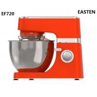 China 1000W Red Low Price Die Cast Stand Mixer / 4.5 Litres Diecast Electric Cake Mixer With 8-speed Knob Switch wholesale