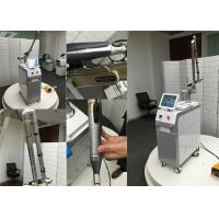 China 1064nm / 532nm Q Switch Laser Tattoo Removal Machine Water Cooling System wholesale