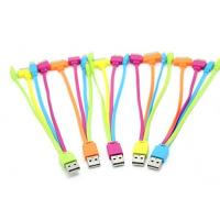 China 4 IN 1 USB Cable for smartphones Iphone4 4S iphone5G Samsung wholesale