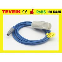 China Health Care Digital Biolight Pulse Ox Probe Redel 7 Pin With Extension Cable wholesale