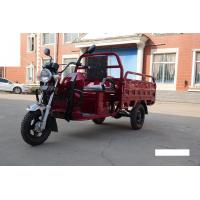 China 1000W  Electric Tricycle Scooter Three Wheels For Cargo 60V Lead Acid wholesale