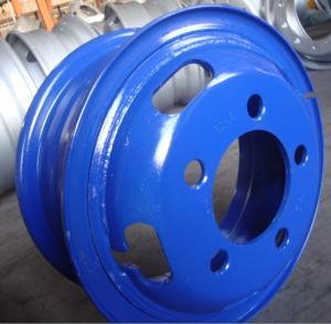 China 5.50-16 blue tire rims wholesale