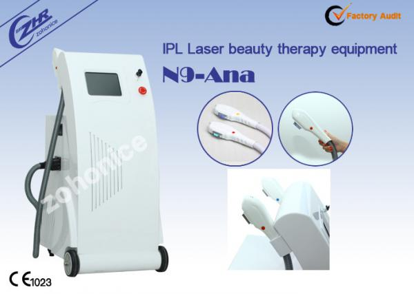 Quality 2hz / 3hz Ipl Hair Removal Machines For Temple / Beard IPL Hair Removal for sale
