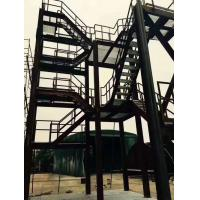 China Customize Garage Steel Frame / Steel Structure Building Grey Color For Car Parking wholesale