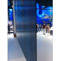 China SMD505 P16 Outdoor LED Display Module LED Video Curtain 640*640mm wholesale