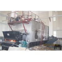 China Most Efficient 1 Ton Oil Fired Steam Boiler , Natural Gas Heating Boiler on sale