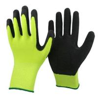 China high quality working safety gloves on sale