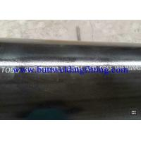 China Welded Seamless API Carbon Steel Pipe / ERW Line Pipe / ASTM A178 Fire Pipe wholesale