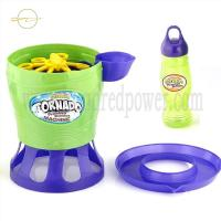 China Novelty Turbo Bubble Fountain For Parties And Events 4 AA Batteries Included wholesale