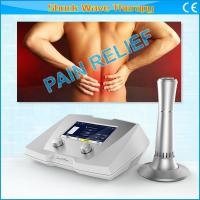 China Shock wave therapy equipment electric stimulation for body pain removal wholesale
