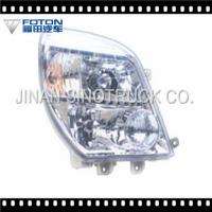 China foton truck body parts NV HEAD LAMP wholesale
