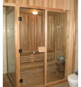 China Cedar Sauna Room wholesale