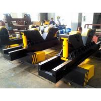 China 20T Fit Up Tank Turning Rolls Hydraulic Jacking System Tank Butting Welding Rotator wholesale