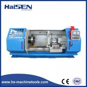 China QK1327 CNC PIPE THREAD LATHE MACHINE wholesale