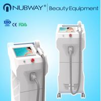 China beauty personal care safe fast water cooling system 808nm diode laser hair removal machine, CE certification wholesale