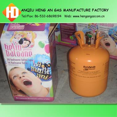 Helium Gas: Helium Gas Color