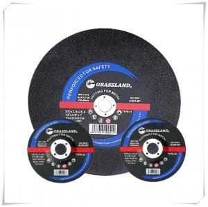 China Type 42 Distribute Metal Grinding Discs With En12413 wholesale