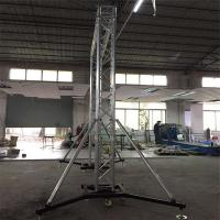 Screw Square Aluminum Roof Truss Rigging For Concert Events Heavy Load Capacity for sale