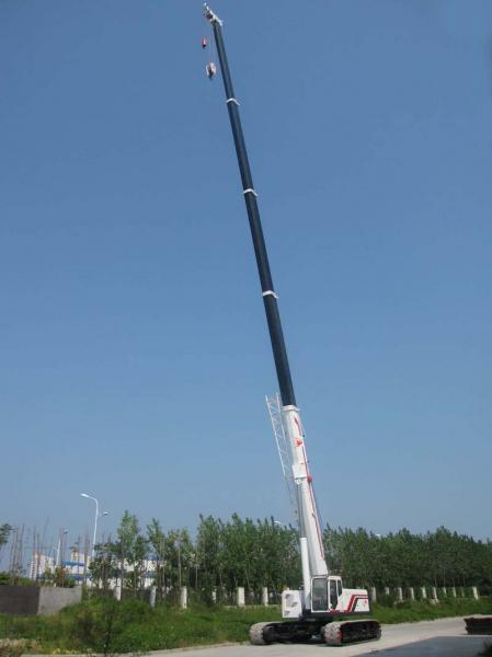 Telescopic Crane Training : Used crawler crane ton images