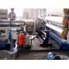 China ポリ塩化ビニール精密な温度調整システムが付いている装飾的な板放出ライン wholesale