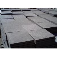 China Black Granite Step Treads For Stair Step Polished / Other Finish Surface wholesale