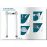 China 金属探知器の戸枠の安全点検楕円形による二重赤外線銀行アクセスの歩行 wholesale