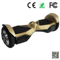 China Portable 2 Wheel Self Balancing Scooter 8 inch hoverboard With Bluetooth Speakers Low Battery Warning wholesale