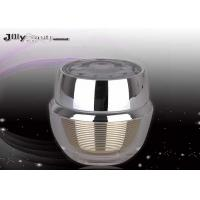 Lining Stripes 61mm Empty Beauty Containers 30ml For Cream