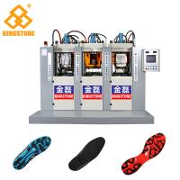 China Static TPR sole Making Machine 70-100 Pairs Per Hour for football shoe sole production wholesale
