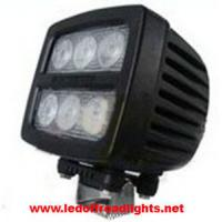 Buy cheap 60W IP68 waterproof LED work light, led truck lights from wholesalers