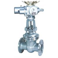 China Air Actuated Resilient Seated Gate Valve Iron Coating EPDM / NBR Wedge wholesale