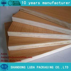 China Luda 8mm meranti wood core plywood sheet plywood for India market wholesale