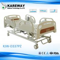 3 Motors Patient Electric Hospital Bed With Plastic Head Foot - End Board