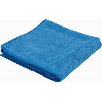 China Multi Colored 35CM Microfiber Glass Cleaning Cloths on sale