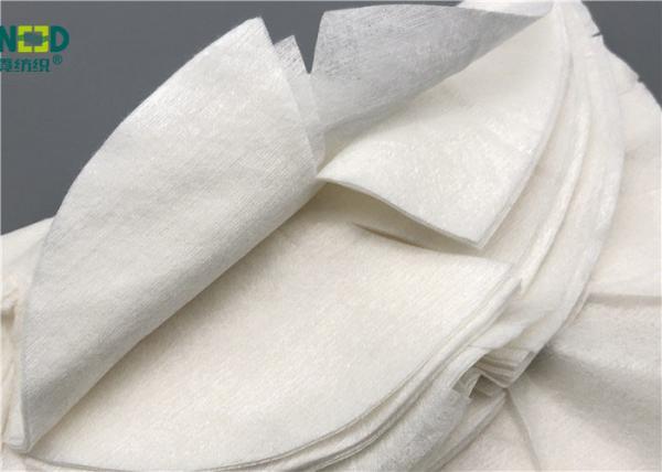 Quality Skin care nourishing Natural bamboo fiber dry custom size face mask sheet spunlace fabric for sale