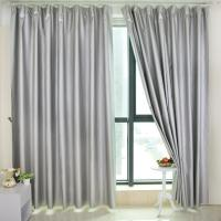 China high quality sliver coated curtain fabric wholesale