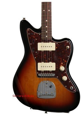Quality Fender Classic Player Jazzmaster Special - 3-Color Sunburst for sale