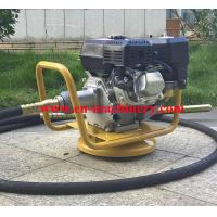 China Portable robin concrete vibrator construction use parts of concrete vibrator with 5.0 HP wholesale