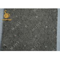 China Decoration Needle Punched Felt Fabric Nonwoven / Fabric Polyester Material wholesale