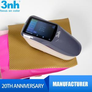 China PVC Film Color Measurement Instruments , 3NH Hunter Lab Spectrophotometer on sale