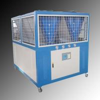 China 3HP/5HP/8HP/10HP/20HP Small and Medium Industrial Air Cooled Water Chiller wholesale