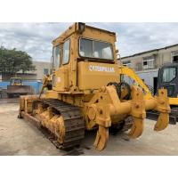 China 100% Japan D6D Old Caterpillar Bulldozer / Used Cat Dozers 2012 Year wholesale