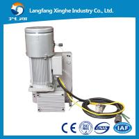 China 2015 hot export hoist motor for  suspended platform india used for building working wholesale