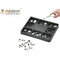 China Stainless Steel Palodent Matrix Systems For Restorative Dentistry Metal Matrices wholesale