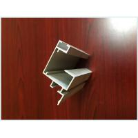 China Black Anodized 6063 Aluminum Extrusions For Mill Finished Strudural Aluminum Profiles wholesale